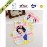 new fashion style hot selling mini cartoon dining apron for kids