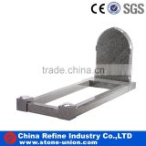 Top Quality Grey Granite Monument/Tombstone/Gravestone