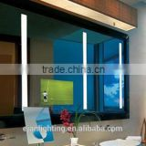 Frameless Type Rectangle Shape Wall Mounted Hotel Bathroom Led Backlit Mirror