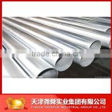 Hot dip galvanized round steel hollow section