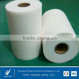 polyester nonwoven fabric waste recycling