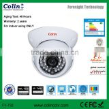 Colin supply 700tvl sony ccd dome cctv security survillance camera cctv mini ir camera