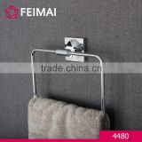 Bathroom Accessories Popular Modern Square Shape Towel Ring Holder