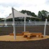 PVC Coated Fabric for Tensile Membrane Structure