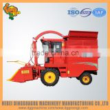 tractor mounted mini silage harvester for corn napier grass silage cutter machine                                                                         Quality Choice