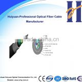 GYTA33--Layer Stranding Optical Fiber Cable with LAP Inner Sheath and Steel Wires Armoring Outer Sheath