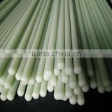 High Temperature Resistant Insulated fiberglass rod 13mm, Solid Fiberglass Plant Growing Sticks