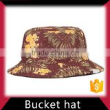 Custom camo bucket hat