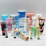155g plastic tubes cosmetic tubes white tubes
