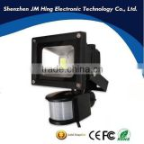 High Brightness Waterproof PIR rechargeable Sensor LED Floodlight 200w&300w 400w&500w