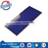 Ceramic Cobalt blue competition swimming pool tile for sale
