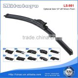 Best quality multifunctional wiper blade universak soft wiper blade for Japanese car parts