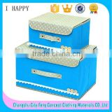 Factory Supplier Non-woven Fabric Storage Box for Clothes                                                                         Quality Choice