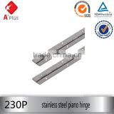 230P Different size stainless steel parallel piano hinge