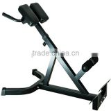 High Quality Free Weight Stretching Exercise Machines Roman Chair Lower Back Extension Bench