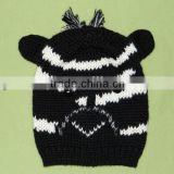 Face Beanie, promotional winter acrylic knitted beanie caps and hats with embroidery/printing/jacquard logo