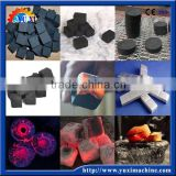 Arab Hardwood coconut shell BBQ Hydraulic charcoal powder briquette tablet machine/shisha charcoal machine manufacturer