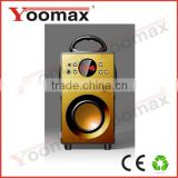 China supply good price loud sound high power portable 2.1 system outdoor ultrasonic speaker