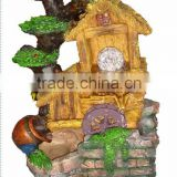 the hot-selling home decoration stone fountain