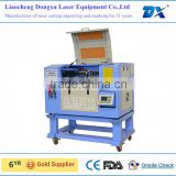 600*400mm wedding card Co2 laser cut machine for small business