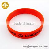 Lately product silicone bracelet making for los angeles silicone rubber gps children bracelet