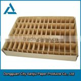 corrugated paper box for shampoo,corrugated paper box for eliquid glass bottle, Costomized corrugated paper carton packing box
