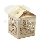 Laser Cut Paper Candy Box/ More Design Wedding Candy Box                                                                                         Most Popular                                                     Supplier's Choice