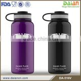 Custom printed hydro flask insulated stainless steel water bottle                                                                         Quality Choice
