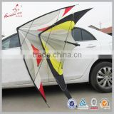 2014 hot style professional dual line stunt kite