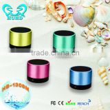 Waterproof Wireless Bluetooth Shower Speaker With Support TF Card And Handsfree Speakerphone For Mobile phone HB-1308M