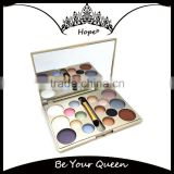 High quality 16 colors high pigment eyeshadow palette