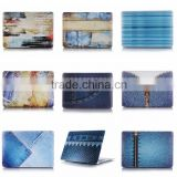 "For MacBook 15 inch Case, Hard Case Print Frosted for MacBook Pro 15"" ( Jeans pattern ) )"