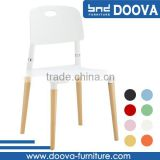 china wholesale white plastic bistro chair