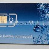 3G MINI/MICRO SIM Card