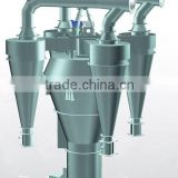 Separating rate reach 90% using Efficient cyclone powder separator