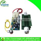 3G 6G 7G 10G 20G 40G adjustable air cool Ceramic ozone generator tube for bottle water treatment ozone generator