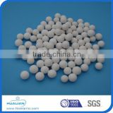 Activated adsorbent alumina ball