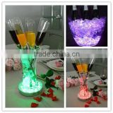 Magic 4/6/8 inch bottle wine beer led ice cubes for party Bar Ornaments Items Promotion Products