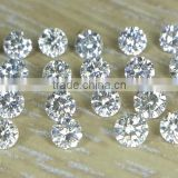 1.6-1.7mm I Clarity I-J Color Natural Loose Brilliant Cut Nontreated Diamond Lot Round for Setting In Gold or Silver