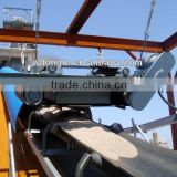 Suspension overband magnetic separator/ Cross belt magnetic separator