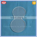 best sale clear fused silica glass plate