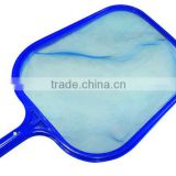 Standard Swimming Pool Leaf Skimmer With PP or Nylon Net