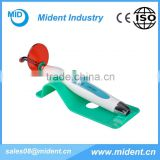 Classic Old Type Green Dental Curing Light with LED Displayed Wireless Dental Lamp Device