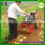 Onion Harvester potato harvesting machine for walking tractor