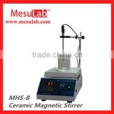 cheap laboratory magnetic stirrer hotplate with heating MHS-B