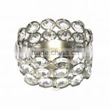 T-light Holder, T-light holder/crystal/crystal chandelier/votive candle/votive candle holder