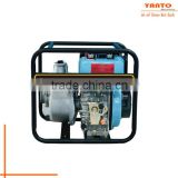 Yanto JJDP30E Agricultural irrigation diesel water pump diesel engine water pump set with diesel engine water pump