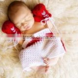 Baby photography props baby hat crochet pattern wool animal pattern children beanie hat sets