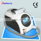 Hot Sale Q Switch Nd Yag Laser 6 HZ Dermis Tattoo Removal Laser Equipment Spot Removal /laser Machine With Ce Approved Mongolian Spots Removal