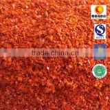 Manufacturer supplier with 11 exporting experience for red Crushed Chili ,Chilli Crushed, Chilli Flakes with HACCP, HALAL